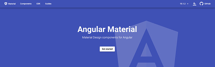 Angular Material - Material Design components for Angular